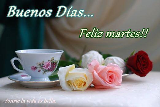 Muy Buenos Dias Para Todosbendecido Martes Actualidad 50478