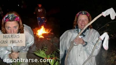 Encuentro  6325 8 ¡¡ CUPO COMPLETO !!  Huertas Malas ( Capilla Del Monte ) las hadas , los duendes  , y nosotros ....