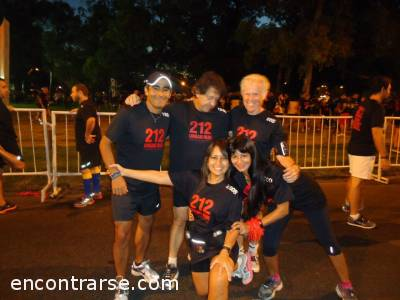 8441 16 ¡ CARRERA CAROLINA HERRERA 212 Urban Run 2012, 10K !