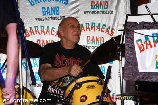 Encuentros Grupales (08/10/2016) :   BARRACAS BAND IN CONCERT