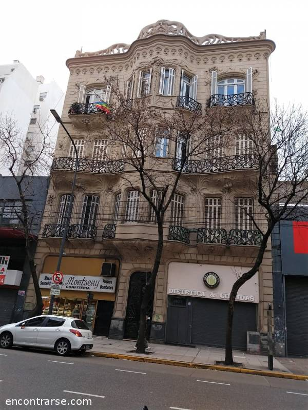 18945 17 Balvanera art Nouveau por La Jones