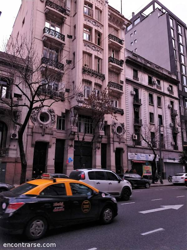 18945 19 Balvanera art Nouveau por La Jones