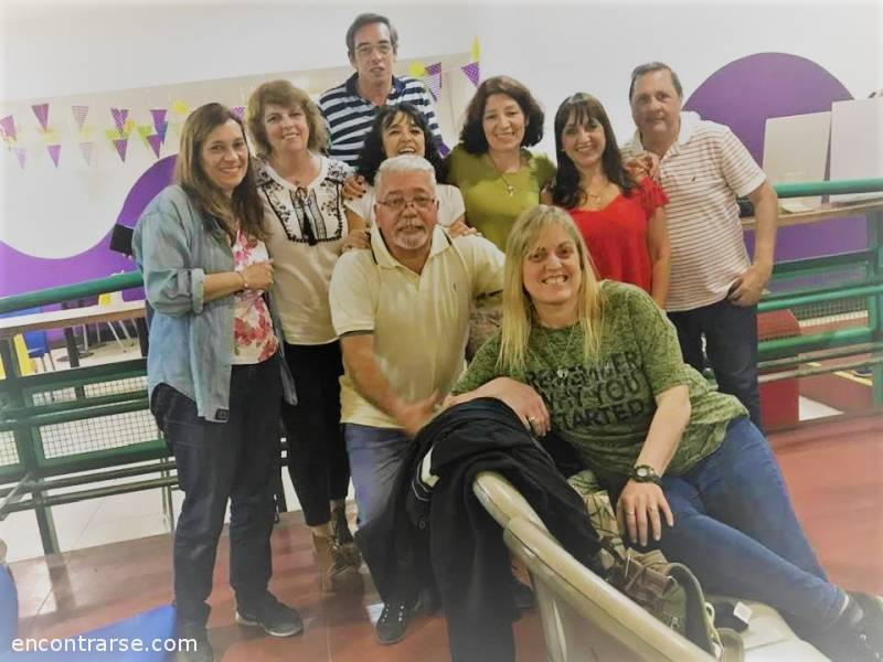 Encuentros Grupales (03/11/2019) :   BOWLING  CANALETERO !!!!