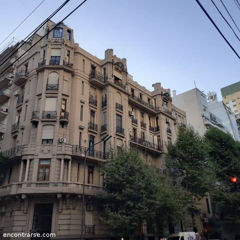 20099 1 Recoleta, Art Nouveau, por la Jones