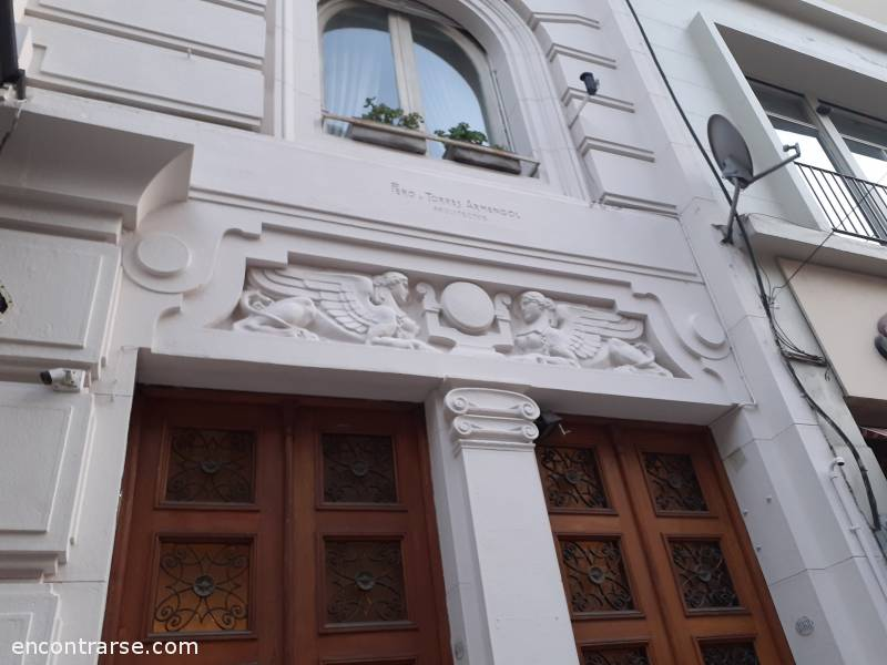 20099 8 Recoleta, Art Nouveau, por la Jones